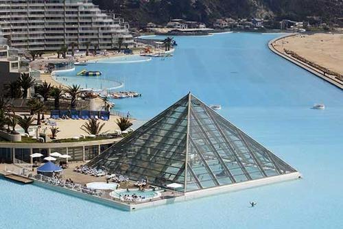 The world largest swimming pool kalopsia - Where is the worlds largest swimming pool ...