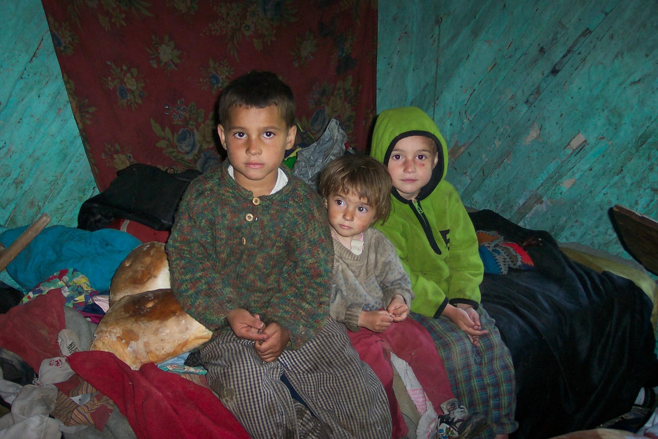 kids poor Poor ...